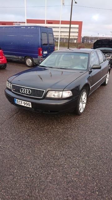 Audi , 4D SEDAN  QUATTRO 4.2 AUTOMATIC-D2-4X4/2