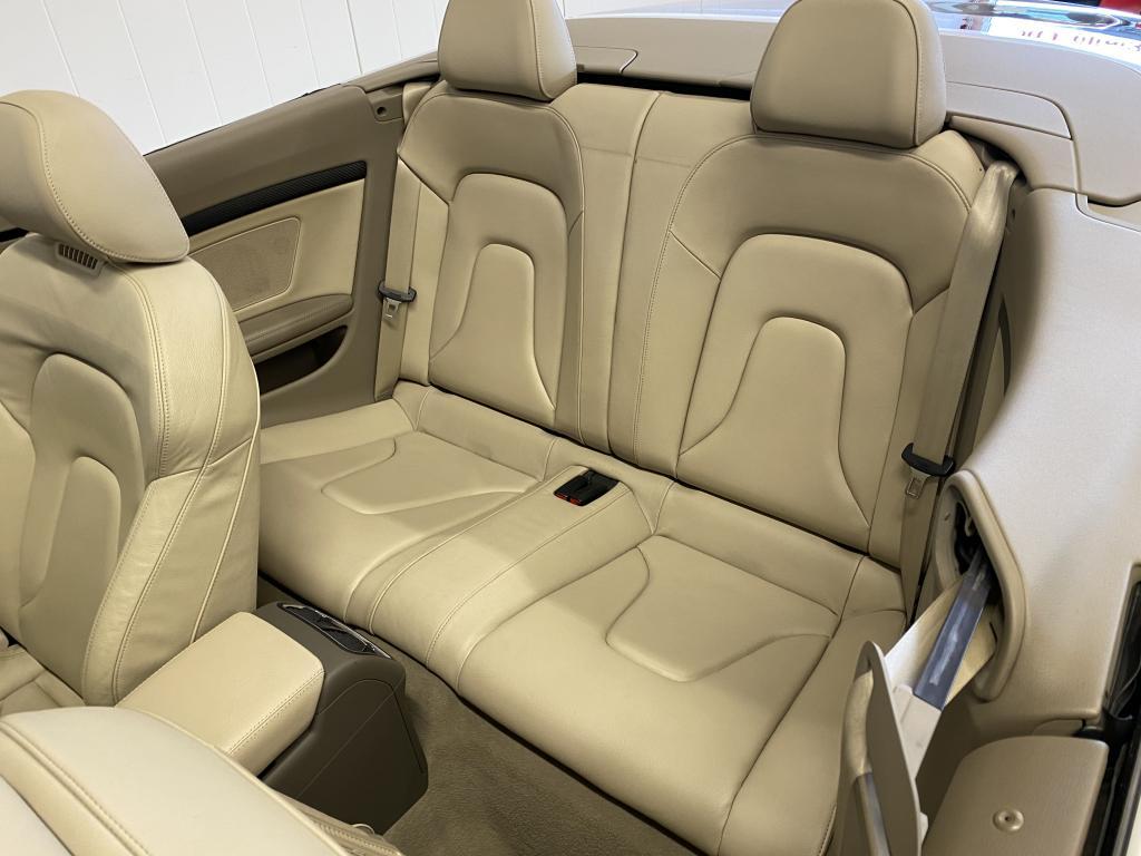 Audi Audi A5 Cabriolet, AVO AUTOMAATTI HUIPPUVARUSTEILLA