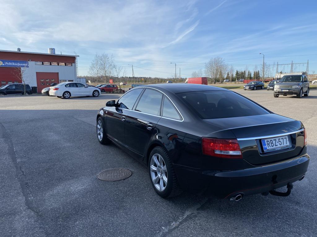 Audi A6, QUATTRO 3.2FSI AUTOMATIC