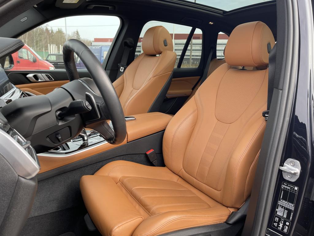 BMW X5 xDrive30d, M SPORT HUIPPU VARUSTEILLA REK.11/18 AJ.10TKM ILMAJOUSITUS  PANORAMA  LASER VALOT YM YM