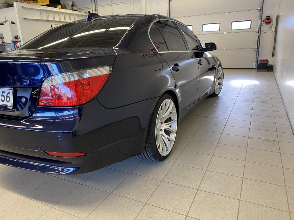 BMW 535d, NÄYTTÄVÄ 535 DIESEL  20