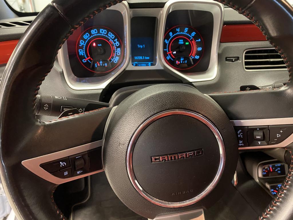 Chevrolet Camaro SS, NÄYTTÄVÄ V8 Coupé  6162cm3 A  22