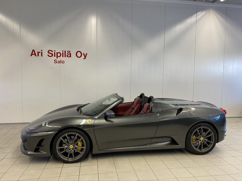 Ferrari 430, AVO F430 F1/AUT  HUIPPUVARUSTEILLA