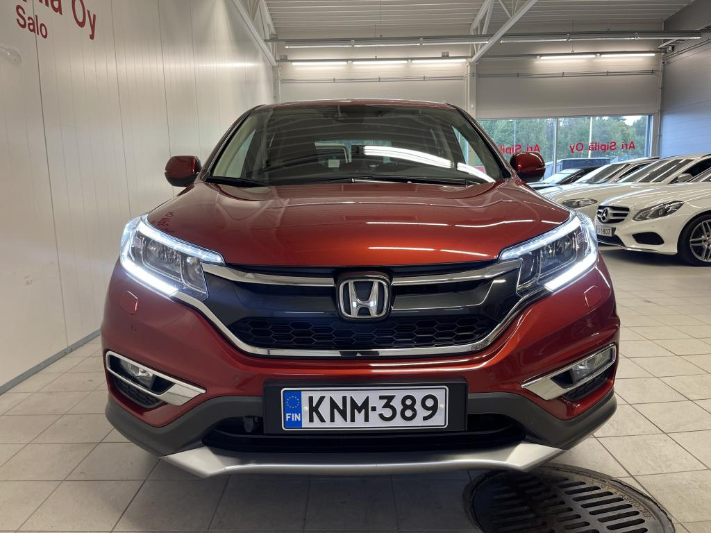 Honda Honda CR-V, NELIVETO AUTOMAATI  PERUUTUS KAMERA VETOKOUKKU HUOLTO KIRJA YM YM