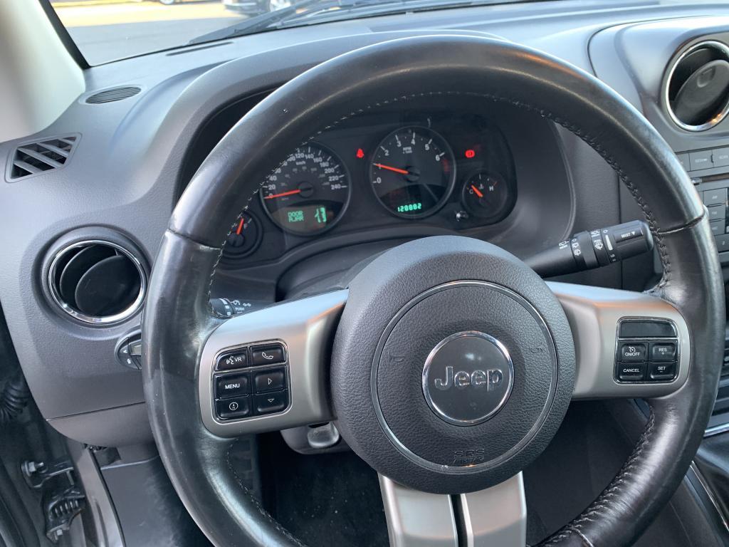 Jeep Compass, 2.0 AJETTU 128TKM