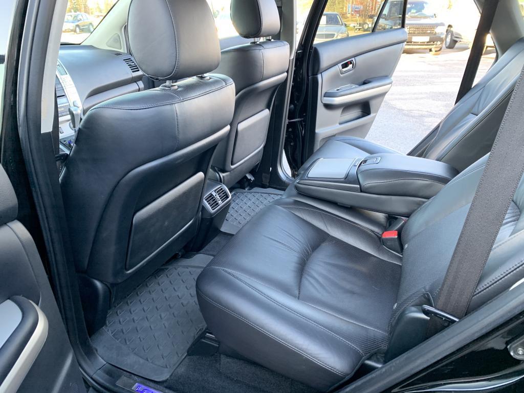 Lexus RX400h,  HYBRID RX400H MPV 3.3 CVT 4X4 HUIPPU YKSILÖ JAKOHIHNA VAIHDETTU HUOLLETTU