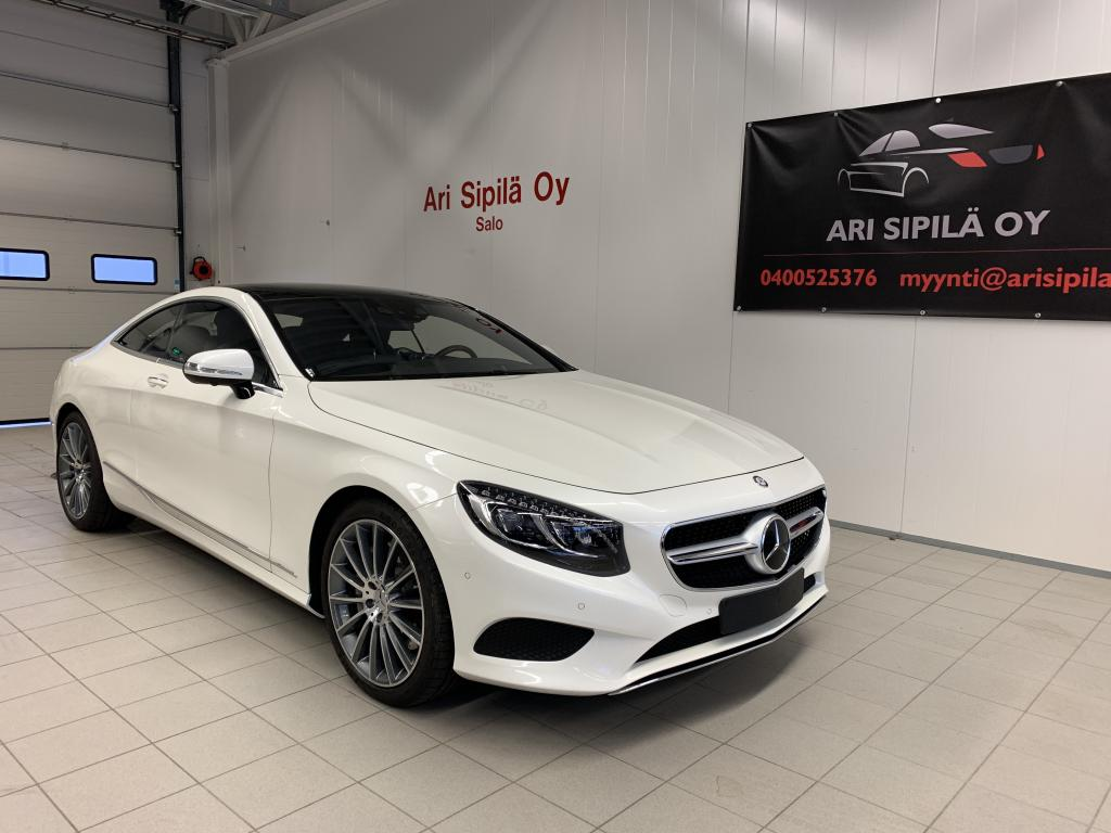 Mercedes-Benz S, S 500 4MATIC Coupe  (20