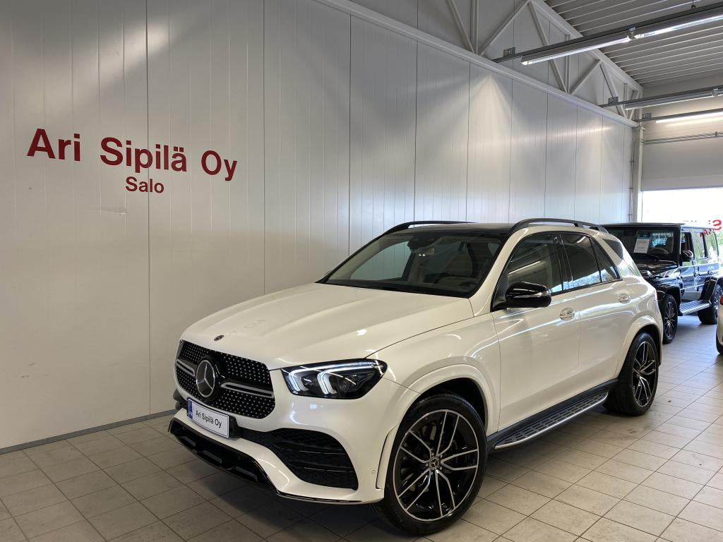 Mercedes-Benz GLE 350 d 4MATIC, AMG styling AMG double-spoke wheels 22