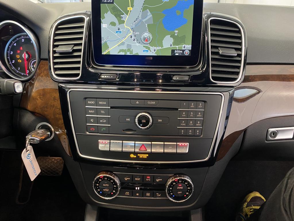 Mercedes-Benz GLE, 500e 4 MATIC PLUG-IN HYBRID REK11/16  AMG STYLING ILMAJOUSITUS KOUKKU PANORAMA DISTRONIC YM