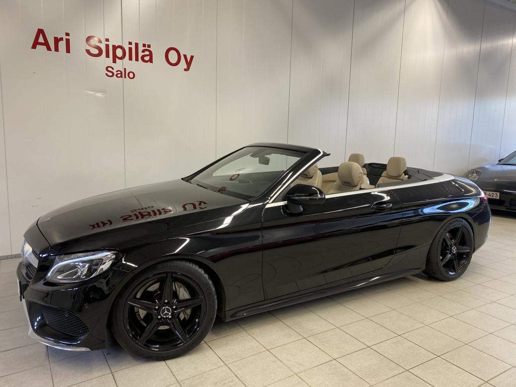 Mercedes-Benz C, AMG LINE INTERIOR/AMG LINE EXTERIOR AIRSCARF 