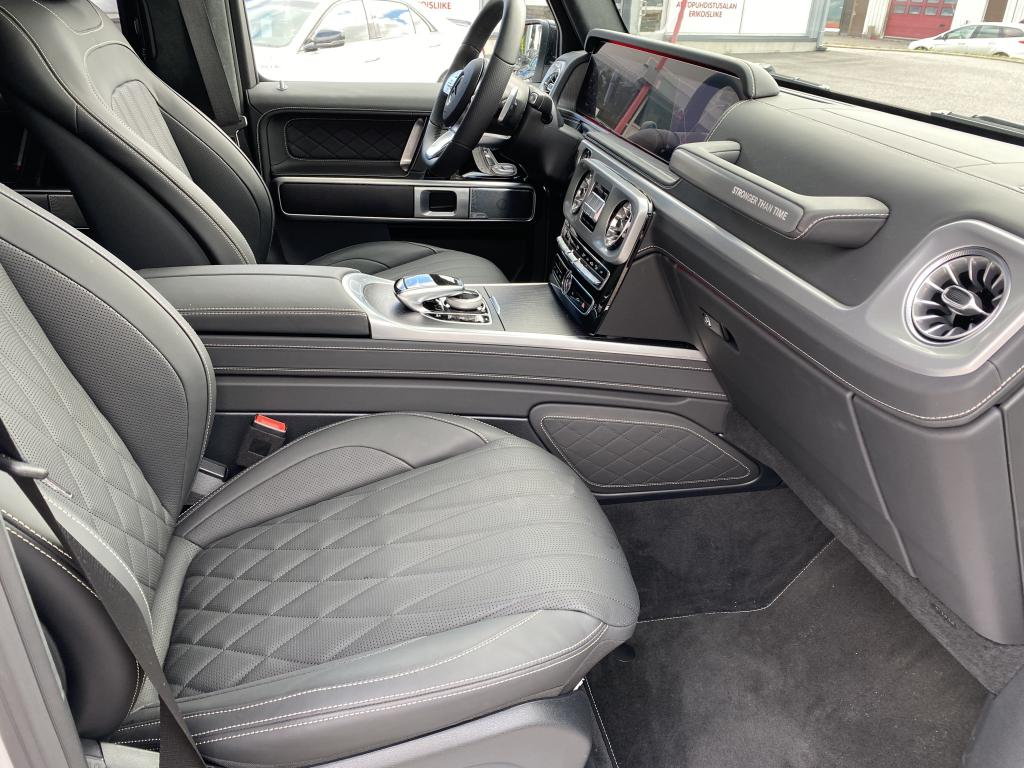 Mercedes-Benz-Reinforced Mercedes-Benz G 400 RF Edition, UUSI G400 DIESEL SIS .ALV (KA) HUIPPUVARUSTEILLA HETI VARASTOSTA AJOON