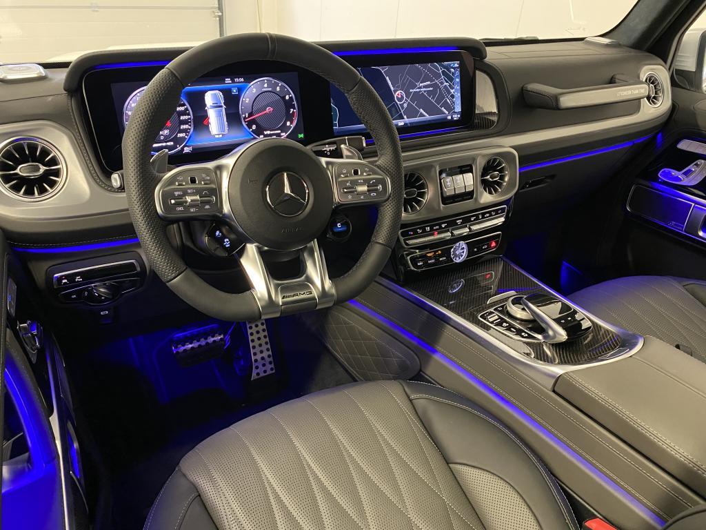 Mercedes-Benz-Reinforced Mercedes-Benz G 63 RF Edition, AMG HUIPPUVARUSTEILLA Kevyt kuorma-auto