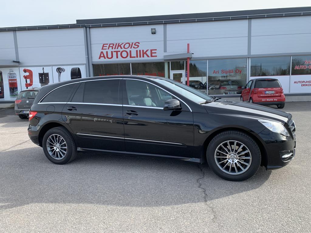 Mercedes-Benz R 350 CDI 4MATIC, FACE LIFT NELINETO V6 DIESEL WEBASTO NAVI NAHKASIS YM YM