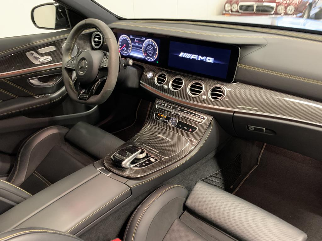 Mercedes-Benz E 63 AMG,  E 63 AMG S 4M+ EDITION 1 HUIPPUVARUSTEILLA  AMG DRIVER PACKAGE PANORAMA YM YM