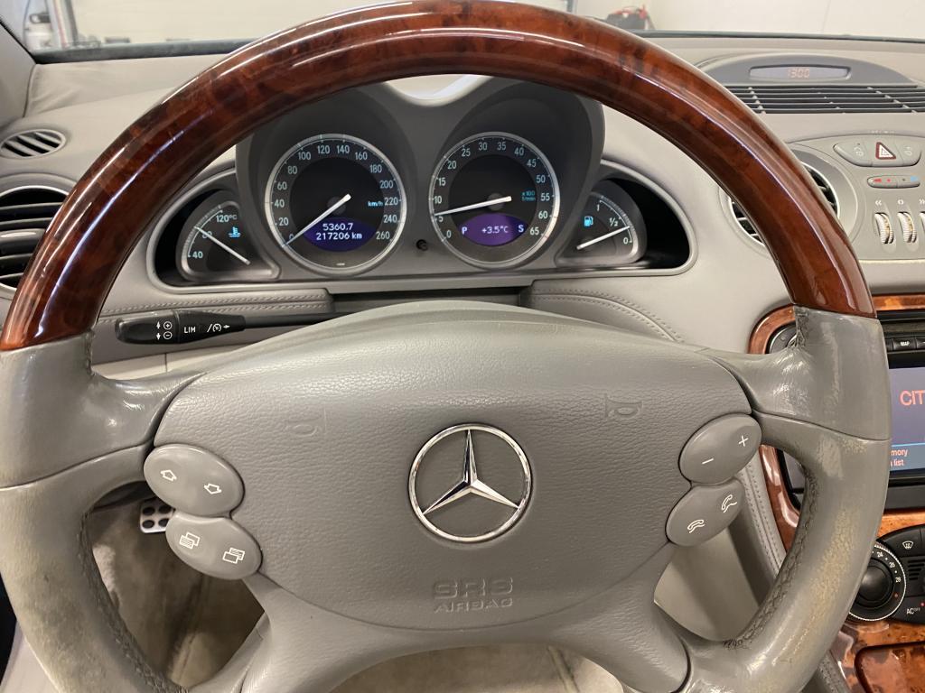 Mercedes-Benz SL 500, TYYLIKÄS AVO V8