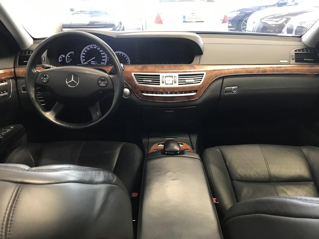 Mercedes-Benz S 350, TYYLIKÄS S350L HUIPPUVARUSTEILLA NAVI KATTO.L YM YM