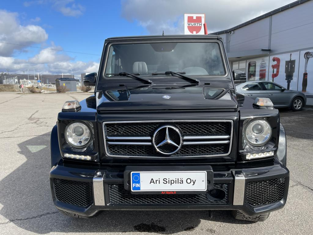 Mercedes-Benz G 63 AMG, V8 BITURBO 544HV AMG DESIGNO