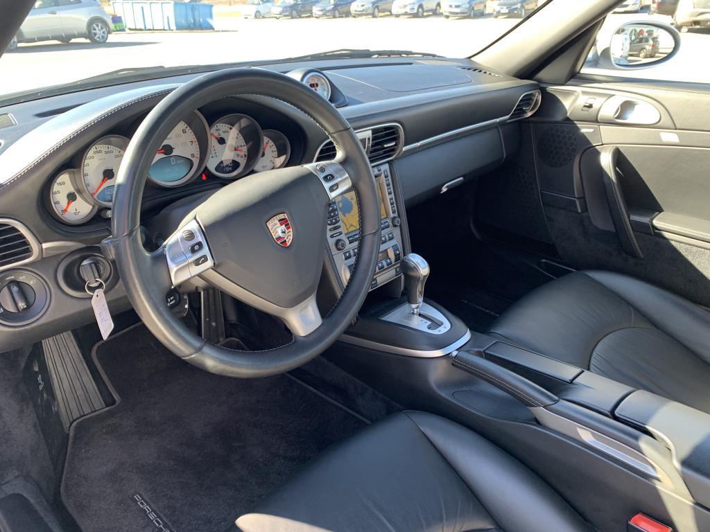 Porsche 911 Turbo, TODELLA HIENO 911 TURBO HUIPPUVARUSTEILLA