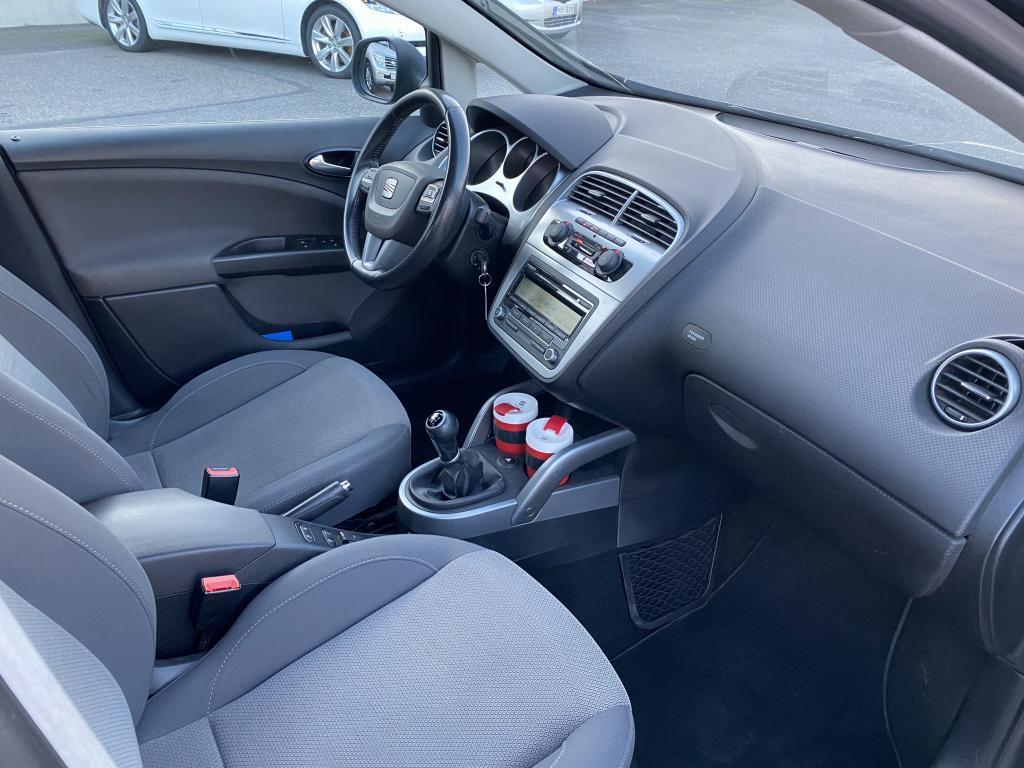 Seat Altea XL, 2.0 DIESEL ALTEA XL katsastett  HUIPPUSIISTI YKSILÖ
