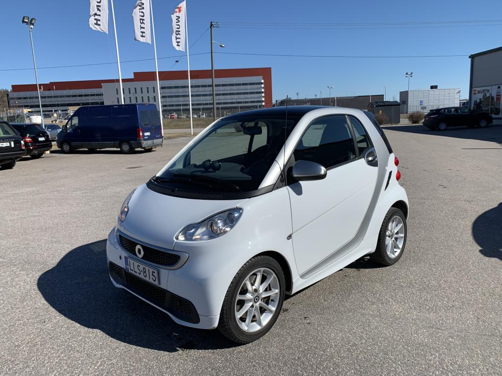 Smart Fortwo Coupe MHD, FORTWO COUPE MHD Coupé (AD) ILMASTOINTI LASIKATTO YM YM