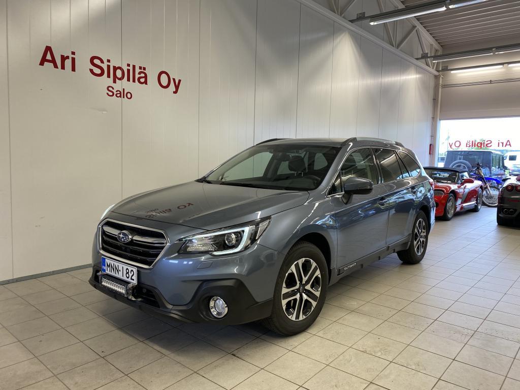 Subaru Outback, HUIPPUVARUSTEILLA ACC VAKKARI LÄMMITETTÄ OHJ.P YM YM