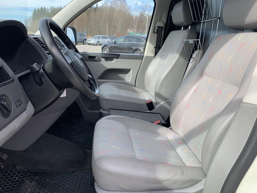 VW Transporter, Transporter 2.5 TDI  ILMASTOINTI WEBASTO TYÖ LAATIKOSTOT