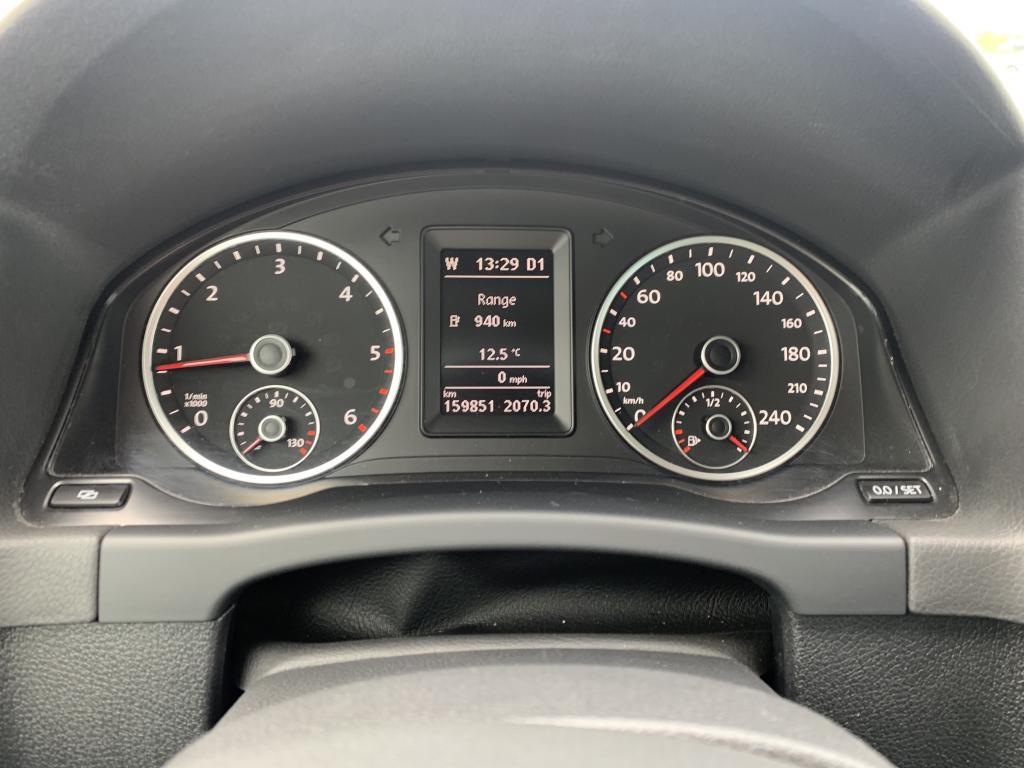 Volkswagen Tiguan, TIGUAN 4-MOTION AUTOMAATTI HUIPPUVARUSTEILLA