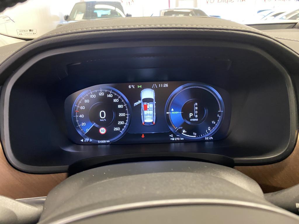 Volvo V90 T8 Twin Engine, HYBRID AWD inscription huippu varusteilla panorama nahkasis koukku Bowers & Wilkins ym ym