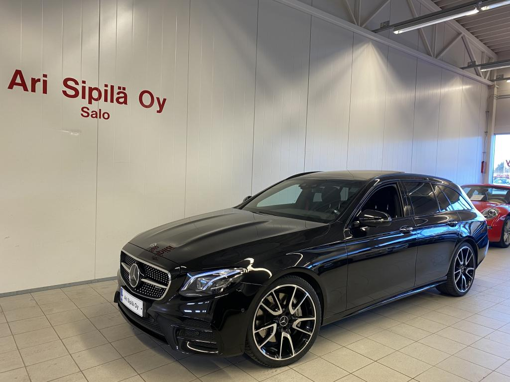 mercedes-Benz E ,  AMG E 53 4MATIC+ AMG STYLING PACKAGE WEBASTO