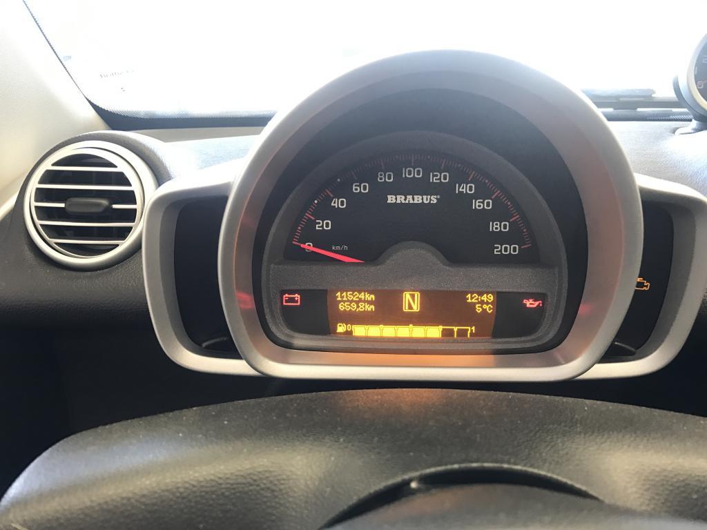 Smart Fortwo Cabrio Brabus, SMART BRABUS AVO HUIPPUVARUSTEILLA