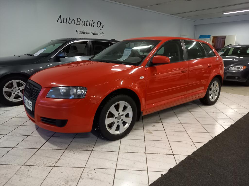 Audi A3 2.0TDI 140 HV AUTOMATIC SPORTBACK 5ov JUURI 27.11.2020 KATSASTETTU! 4.1.21 Autohuolto SEITOY OY VAIHTOAUTOTARKASTUS!