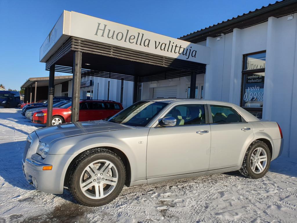 Chrysler 300C 3.0 V6 DSL Automatic CRD 217 HV (Mersun koneella) KATSASTETTU JUURI 2/19 RAHOITUS  VAIN 0, 99%