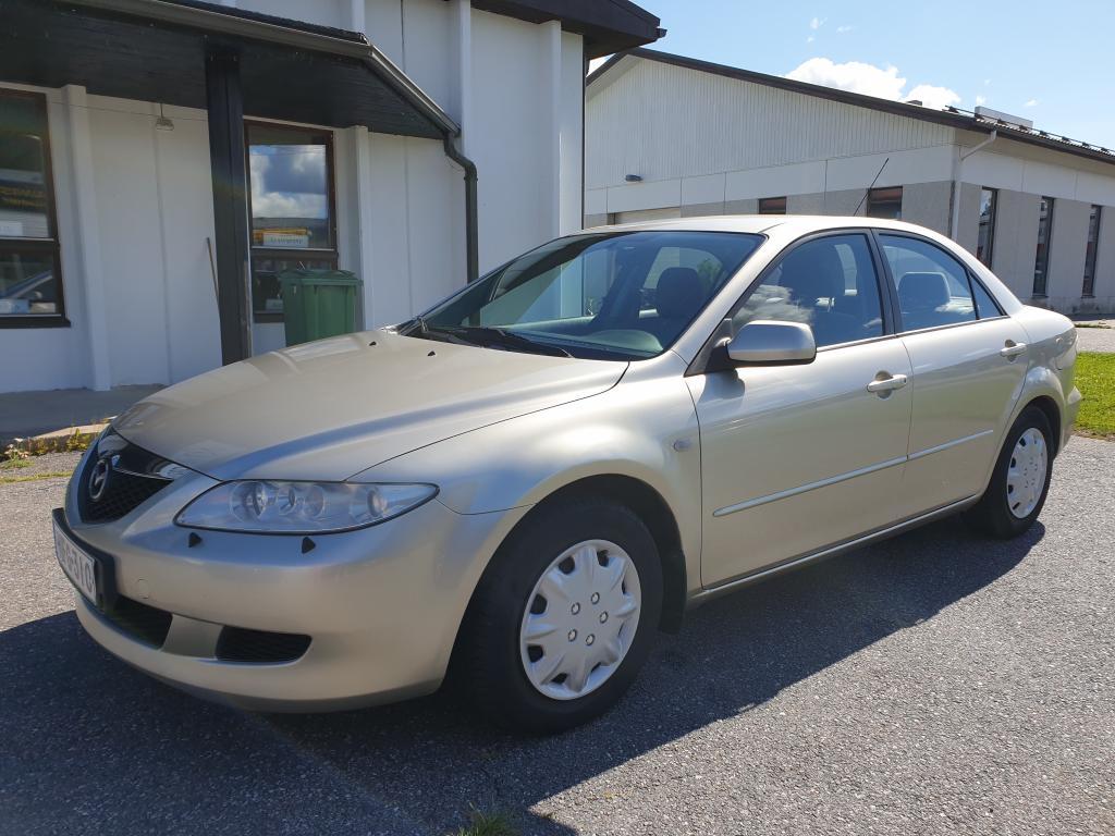Mazda 6 4D MAZDA SEDAN 2.0 AUTOMATIC 140 HV