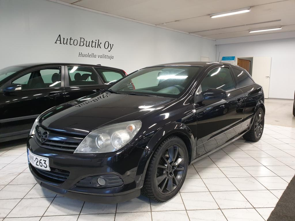 Opel Astra GTC COUPE 2.0 TURBO 200 HV