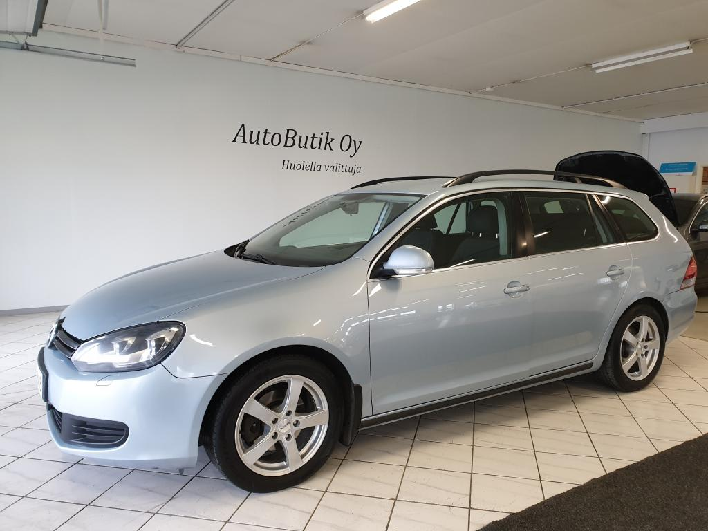 Volkswagen Golf 1.6 TDI 105 HV COMFORTLINE BlueMot KESKIKULUTUS 4.2L/100km.