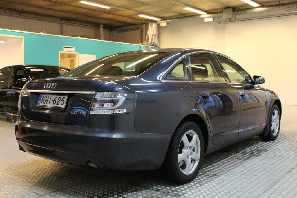 Audi A6, 2, 0 TDI 103 kW S line Pro Business #Automaatti #Hyvin huollettu