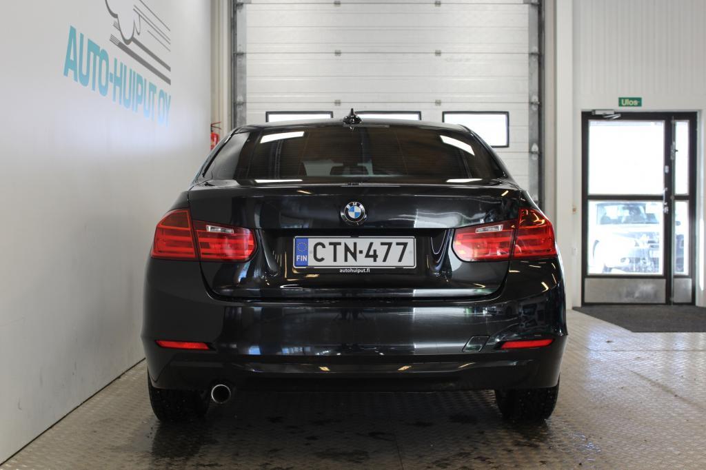 BMW 316, 2.0d TwinPower F30 #Tyylikäs #Hyvät renkaat #Avaimeton käynnistys