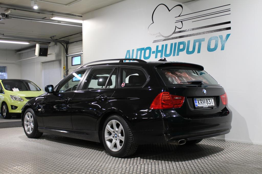 BMW 320, 2.0d Facelift #Sporttipenkit #Siistikuntoinen #Xenonit #Hyvin pidetty