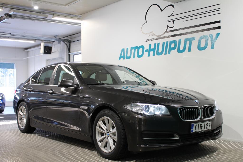 BMW 520, F10 TwinPower Turbo A Business #Huippuhieno! **Juuri tullut** #Suomi-auto #Hyvät varusteet