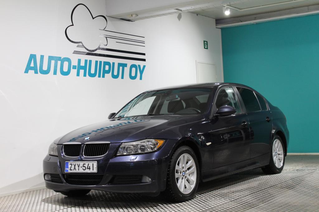 BMW 320, E90 Business Automaatti #Hyvin pidetty #Suomi-auto #Käsiraha alk. 0e