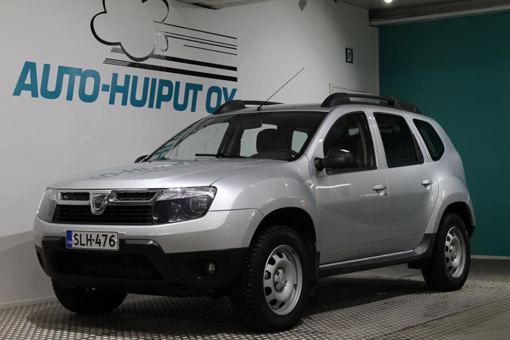 Dacia Duster, 4x4 1, 5 dCi 109hv Laureate #1-Omisteinen #Neliveto #Huippusiisti