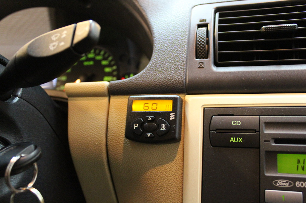 Ford Tourneo Connect, 1.8TDCI #5-paikkainen #Suomi-auto #Webasto