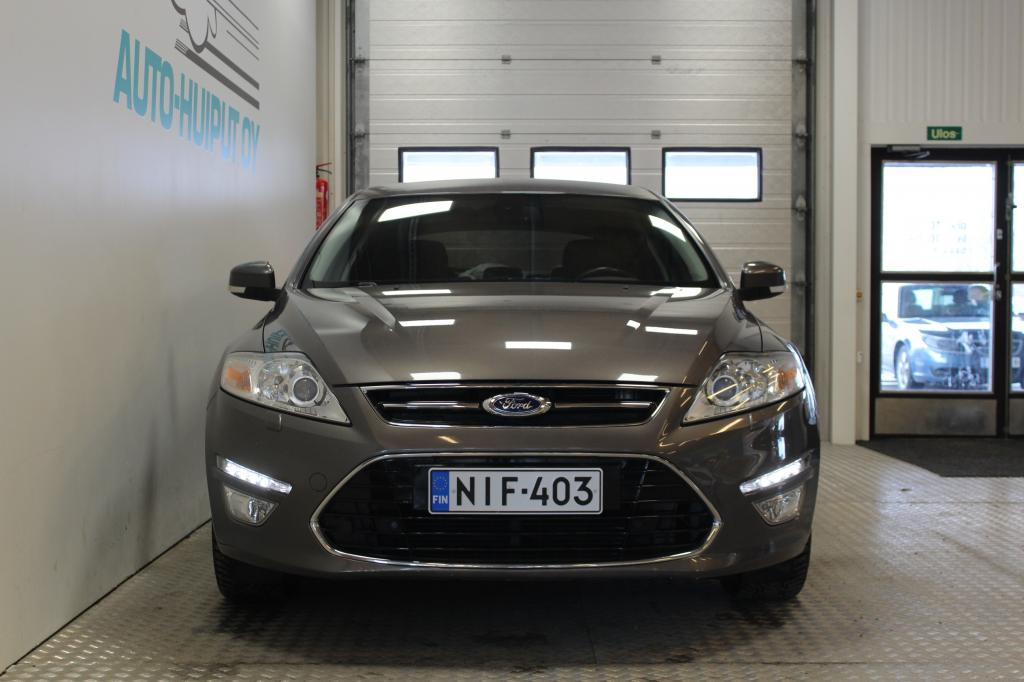 Ford Mondeo, 2, 0 EcoBoost 203hv PowerShift Titanium #Suomi-Auto #Vähän ajettu #Huippusiisti #Bluetooth