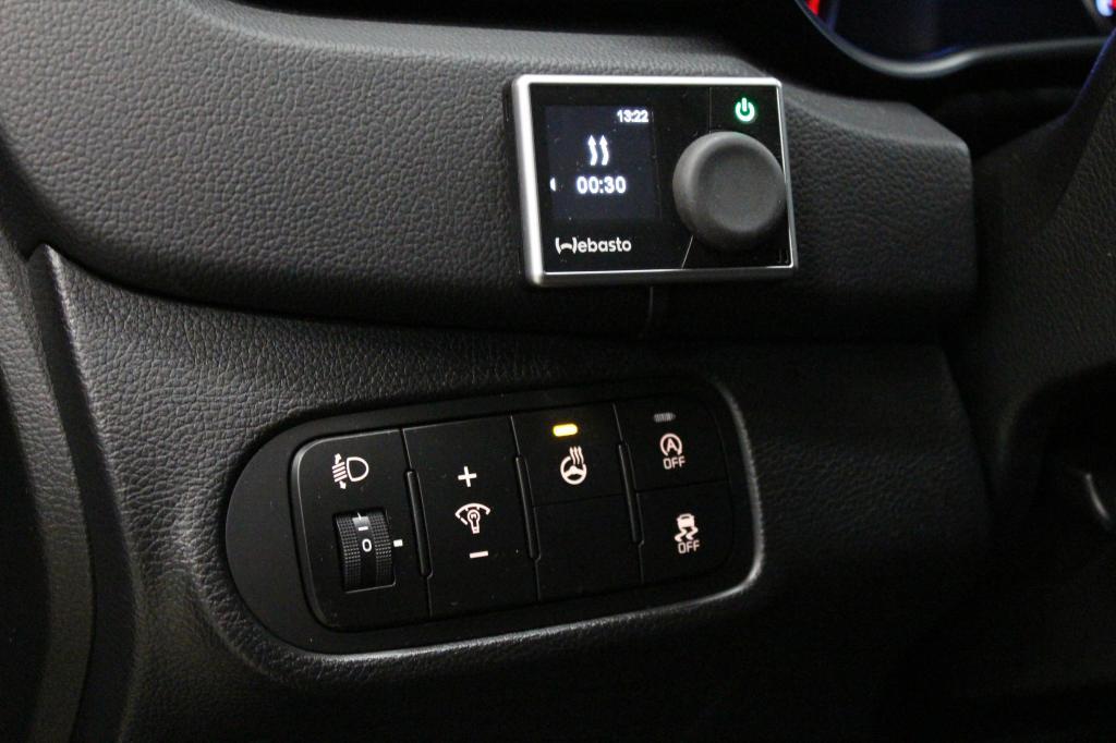 Kia Carens, 1, 7 CRDi EX EcoDynamics #Huippuvarusteet! #Webasto! #Bluetooth!