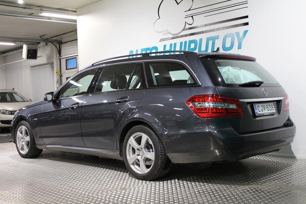 Mercedes-Benz E, 250 CDI 4MATIC **Juuri katsastettu** #Huippusiisti #Neliveto