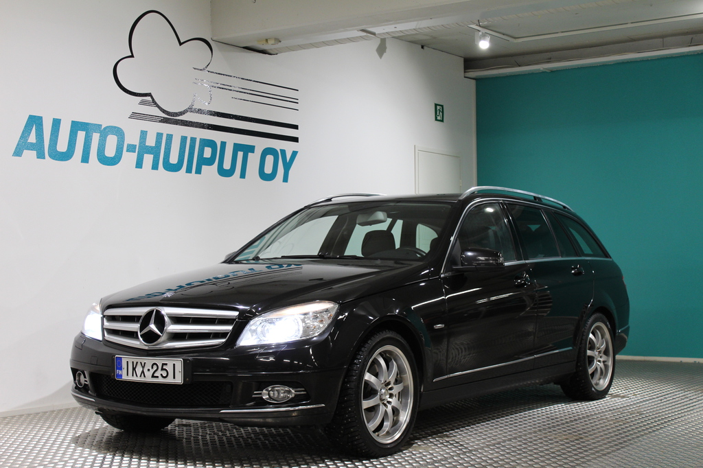Mercedes-Benz C 220 CDI, Avantgarde #Siisti #Hyvin pidetty #Mukavat varusteet
