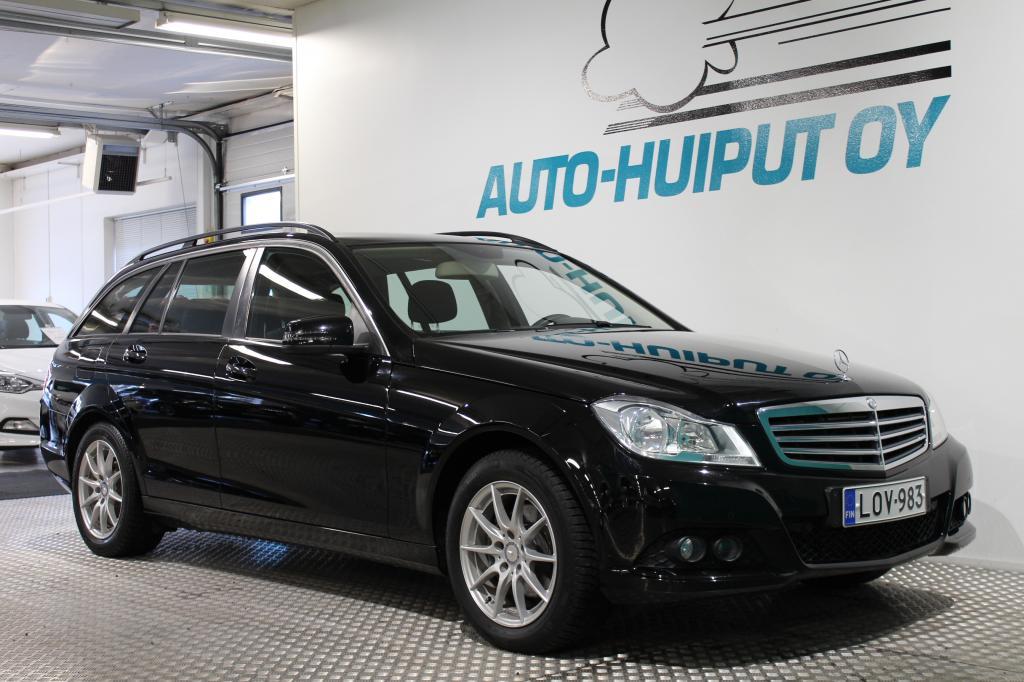 Mercedes-Benz C, 180 CDI #Huippusiisti! #Käsiraha alk. 0e