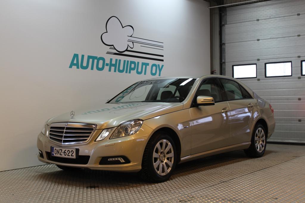 Mercedes-Benz E, E 250 CDI Business #1-Omisteinen Suomi-Auto #Xenonit #Bluethoot #Vakionopeuden säädin