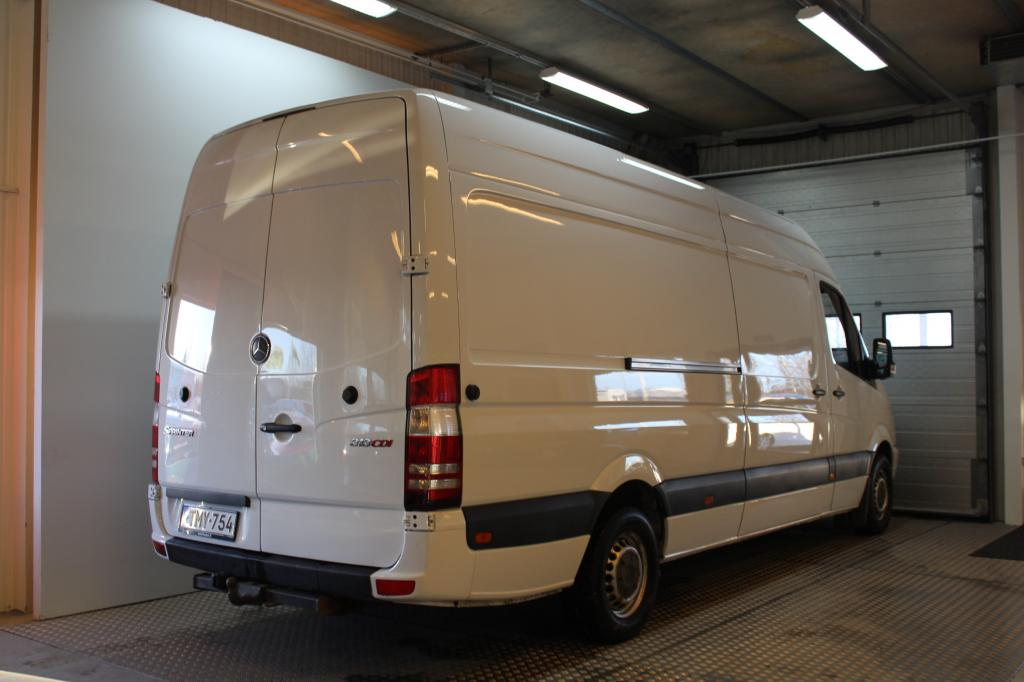Mercedes-Benz SPRINTER 313 CDI, Umpikorinen  #Hieno #Pitkä #Sis.Alv **Juuri tullut**