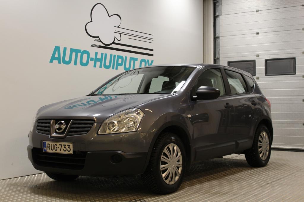 Nissan Qashqai, 1, 6 Visia #Tutkat #Bluetooth